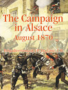 The Campaign in Alsace 1870 (eBook)